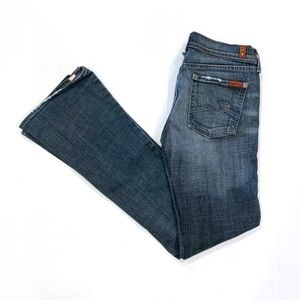 7 For All Mankind Rocker Jeans